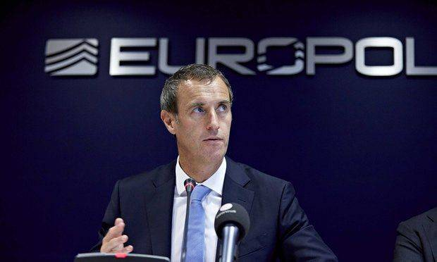 Europol-director-Rob-Wainwright