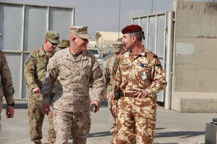 General Maior Joseph Osterman, loctiitorul pentru Operatii Intrunite al comandantului IJC (Generalul Anderson), autoritatea de aprobare la acel moment al produselor de operatii psihologice (2)