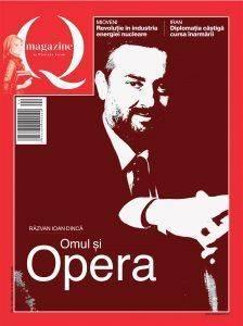Razvan Dinca Q Magazine