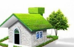 """Programul """"Casa verde"""", reluat după 5 ani, într-o formă îmbunătăţită"""