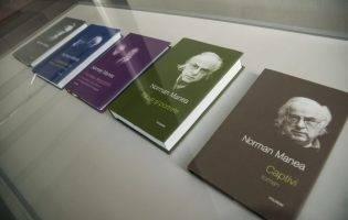 Norman Manea, o viaţă de poveste