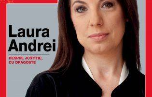LAURA ANDREI: Judecătorii iubesc discreţia