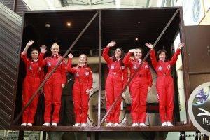 echipaj feminin cosmic rusia qmagazine