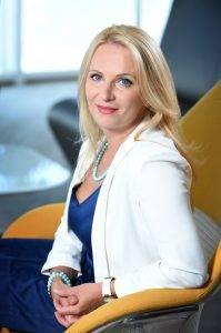 Andreea Mihnea, HR Director, EY Romania