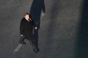 Klaus Iohannis soseste la Arcul de Triumf cu ocazia paradei militare de Ziua Nationala a Romaniei, joi, 1 decembrie 2016. Inquam Photos / Adel Al-Haddad
