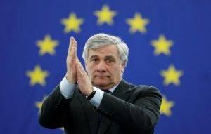 Tajani noul presedinte al PE