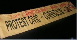 protest civic