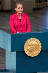 Kaci+Kullmann+Five+Nobel+Peace+Prize+Award+-Vb3u5lc2GTl
