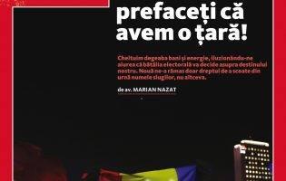 Desființați România!