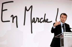 Mișcarea lui Emmanuel Macron