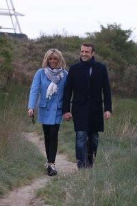 Cea mai nonconformista poveste de dragoste: Macron și Brigitte Trogneux