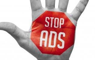 S-a dublat numărul românilor care folosesc programe de tip adblock