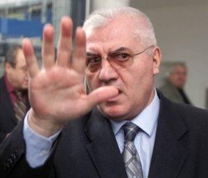 Mitică Dragomir pus sub control judiciar