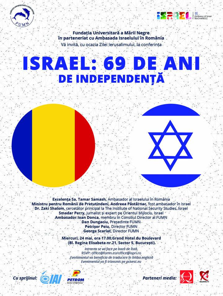 Israel, 69 de ani de independenta. Victoria inteligentei asupra geografiei, exclusiv în Q Magazine