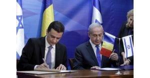 Premierul Grindeanu și omologul său israelian, Benjamin Netanyahu, au avut o întrevedere tet-a-tet si au semnat acorduri bilaterale