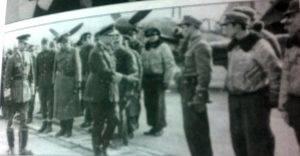 Pe frontul de vest in 1944 la Someseni