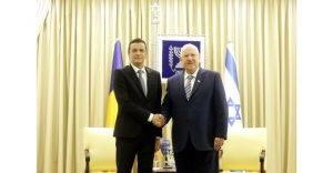 Președintele Statului Israel, Reuven Rivlin, l-a primit pe Sorin Grindeanu