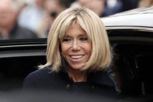 Brigitte Trogneux, viitoare primă-doamnă a Franței