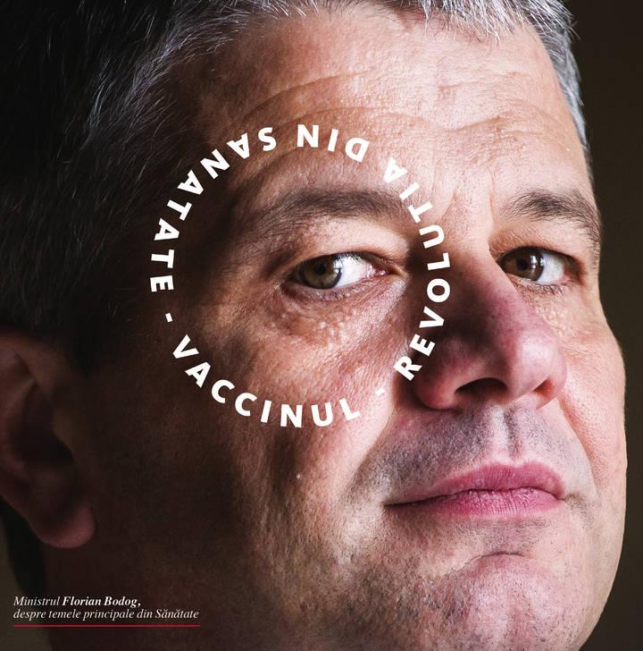 Florian Bodog, interviu exclusiv pentru Q Magazine, despre revoluția din sănătate