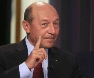 Traian Basescu Q Magazine