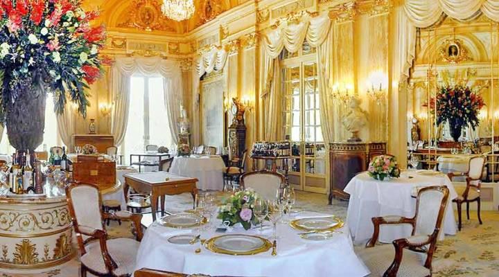 restaurantul de trei stele michelin din Monte Carlo al lui Ducasse