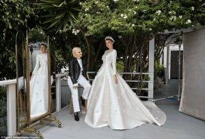 Miranda Kerr nunta Q Magazine