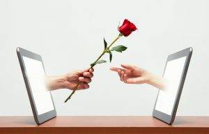 Online dating, Q Magazine
