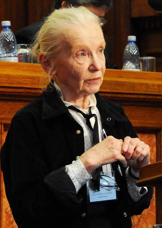 Elena Solunca Moise