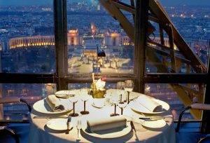 Restaurant Jules-Verne, Paris Q Magazine