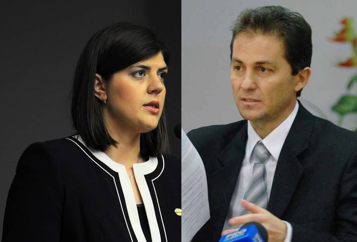 Procurorii Doru Țuluș și Mihaela Iorga au fost revocați din structura centrală DNA
