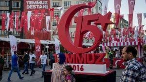 turcia, la 1 an de la tensiuni
