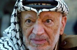 Yaser Arafat. Q Magazine