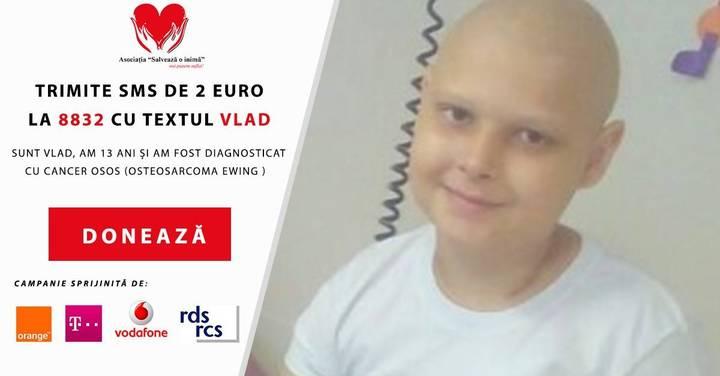 Vlad Ceban sufera de cancer osos Q Magazine