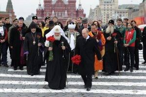 Chiril și Putin