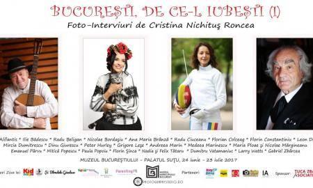 Expozitia Cristina Nichitus Roncea, Q Magazine