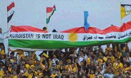 Kuridstan nu este Irak
