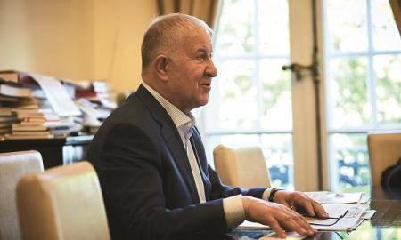 Victor Opaschi, secretarul de stat pentru culte