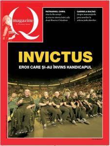 Invictus, Eroii care și-au învins handicapul Q Magazine