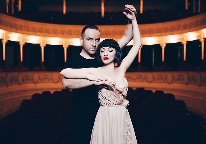 Răzvan Mazilu și Ana Morodan, exclusiv Q Magazine