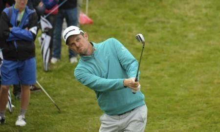 Justin Rose, câștigătorul trofeului