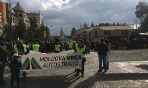 Moldova vrea autostrada Q Magazine