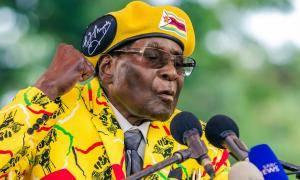 Robert Mugabe Q Magazine