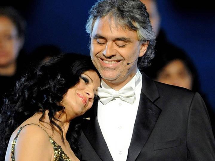 Andrea Bocelli şi Angela Gheorghiu au adus pasiunea şi muzica de calitate  la Bucureşti – Q Magazine