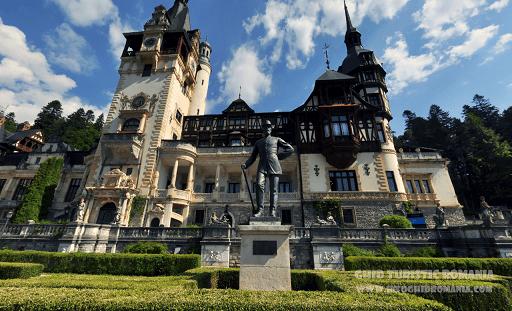 Castelul Peles Mostenirea regelui Mihai