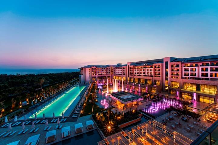 Regnum Carya Golf and SPA Resort in Belek Q Magazine