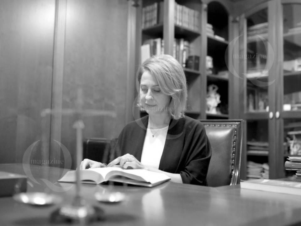 Simona Marcu, primul interviu pentru Q Magazine Nu, după Dumnezeu nu urmează judecătorul, după El urmează oamenii (2)