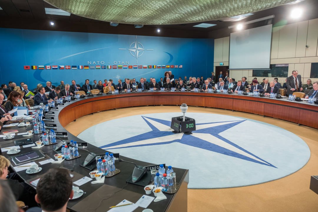 Meetings of the Defence Ministers at NATO Headquarters in Brussels– Meeting of the North Atlantic Council