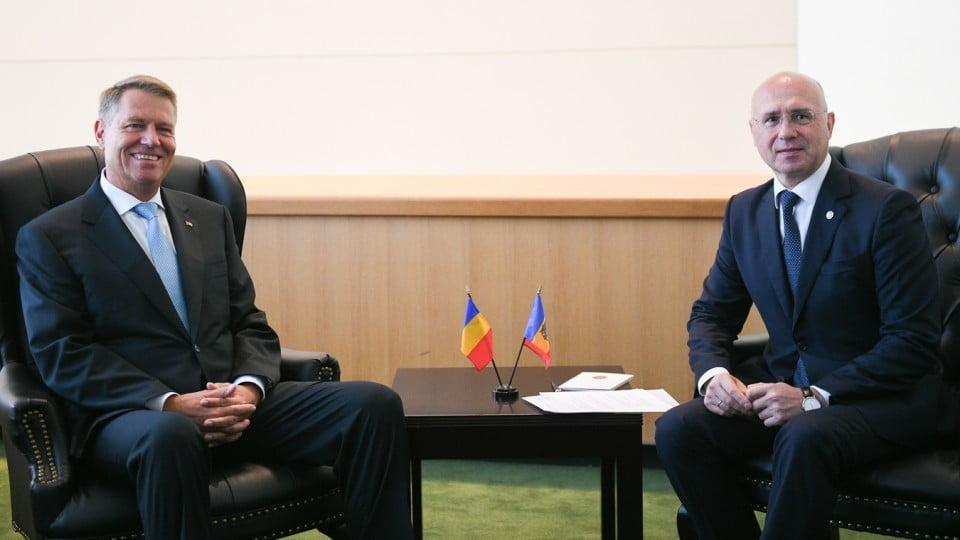 Întrevederea bilaterală a Președintelui României, domnul Klaus Iohannis, cu Prim-ministrul Republicii Moldova, domnul Pavel Filip-QMagazine