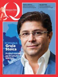 GRUIA STOICA, PRIMUL român pe Drumul Mătăsii-COVERTORY Q MAGAZINE
