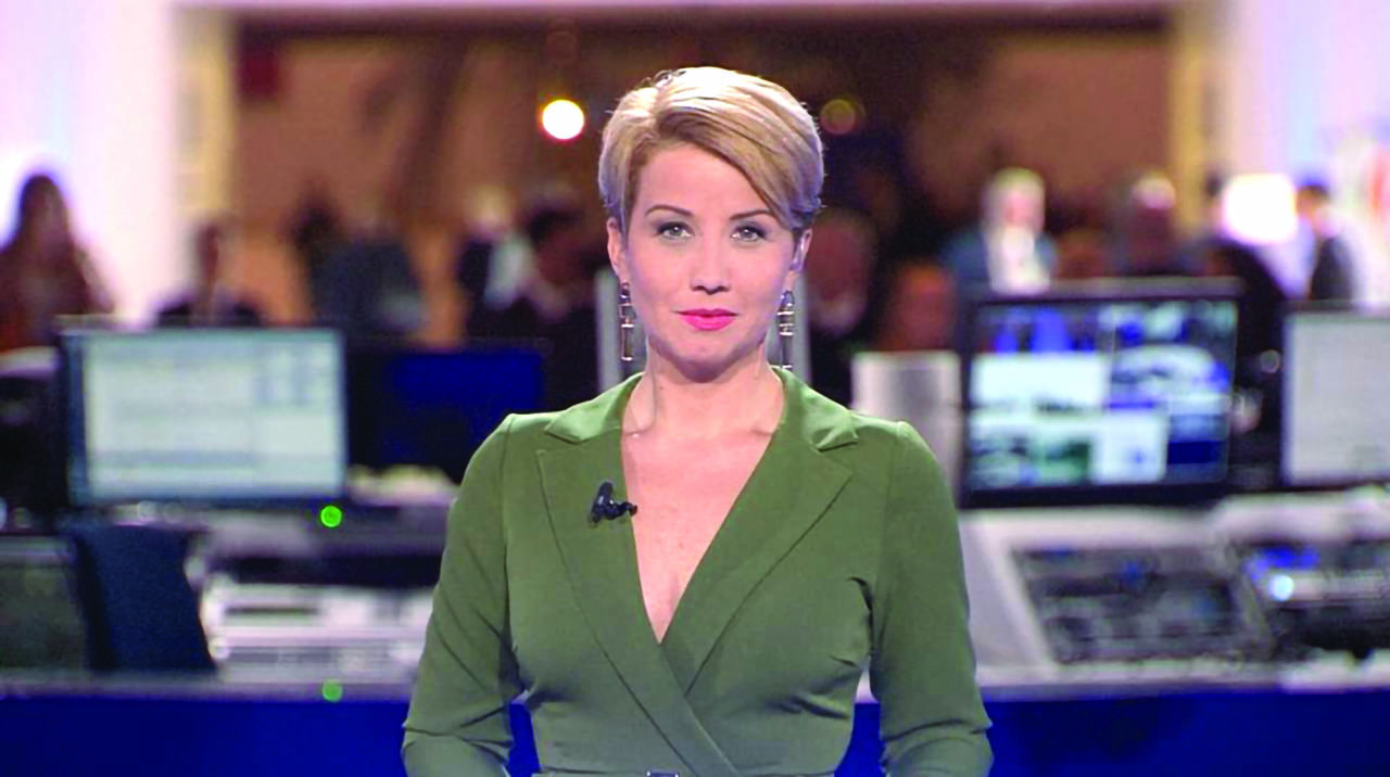 Jurnalista Sabina Iosub, absolventă de MBA la University ...  |Sabina Iosub